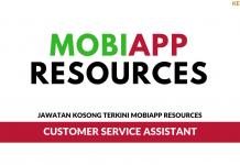 Permohonan Jawatan Kosong Mobiapp Resources