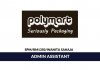 Polymart Packaging ~ Admin Assistant