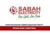 Sabah Electricity ~ Penolong Jurutera