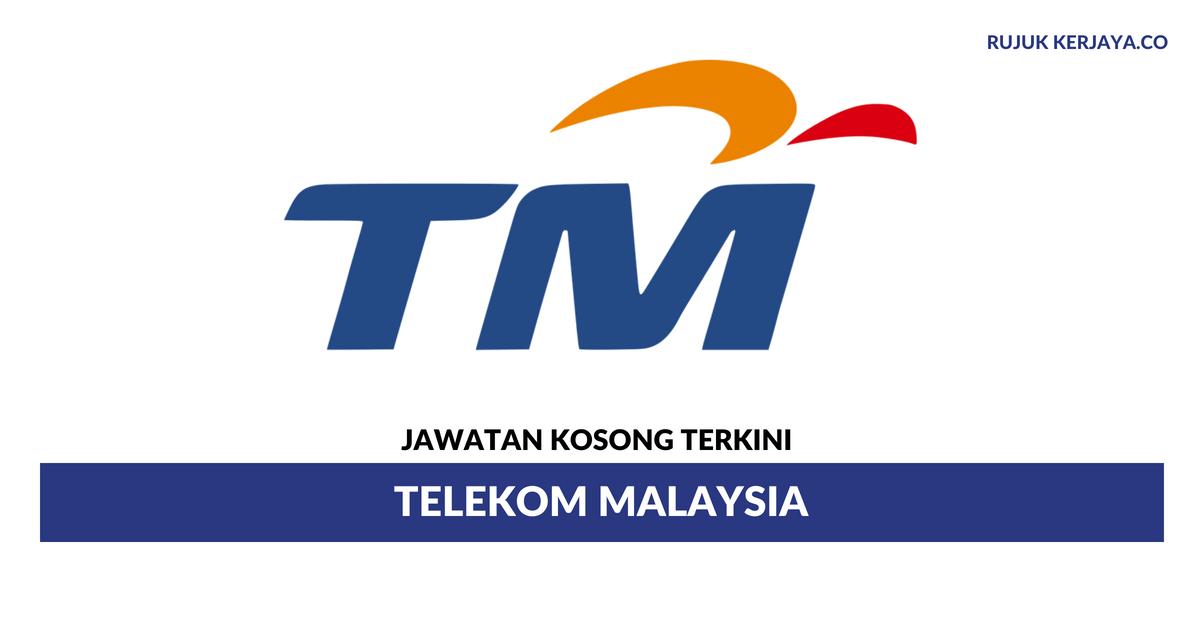 Jawatan Kosong Terkini Telekom Malaysia Research Development Tmrnd Kerja Kosong Kerajaan Swasta