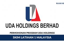 UDA Holdings ~ Skim Latihan 1Malaysia
