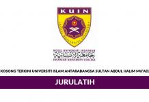 Universiti Islam Antarabangsa Sultan Abdul Halim Mu'adzam Shah (UniSHAMS)