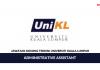 Permohonan Jawatan Kosong Universiti Kuala Lumpur