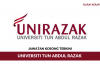 Permohonan Jawatan Kosong Universiti Tun Abdul Razak di Buka