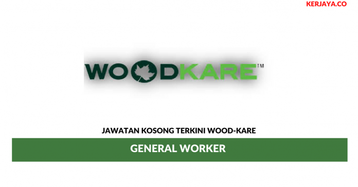 Permohonan Jawatan Kosong Wood-Kare