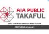 Permohonan Jawatan Kosong AIA Public Takaful.