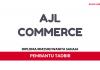 Pembantu Tadbir AJL Commerce ~ Gaji RM2500/ Wanita Sahaja