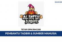 Pembantu Tadbir & Sumber Manusia Al Fateh Junior