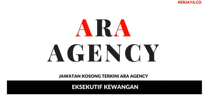 Permohonan Jawatan Kosong Ara Agency