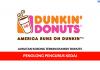 Permohonan Jawatan Kosong Dunkin' Donuts