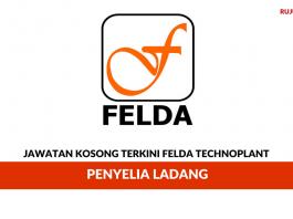 Felda Technoplant ~ Penyelia