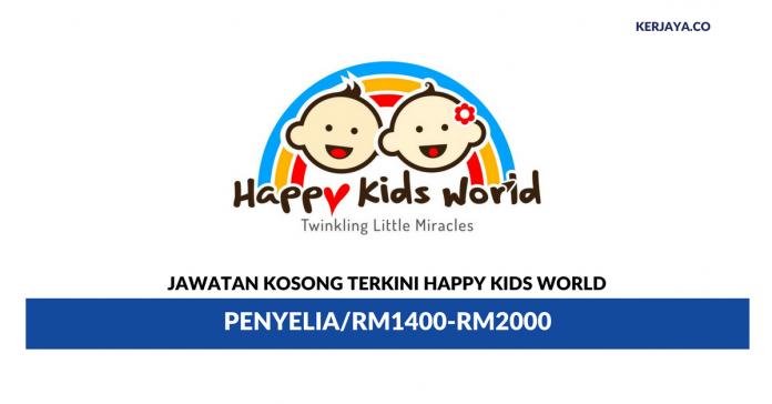 Permohonan Jawatan Kosong Happy Kids World