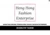 Permohonan Jawatan Kosong Heng Hong Fashion Enterprise