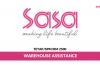 Hong Kong Sa Sa ~ Warehouse Assistance