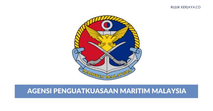 Jawatan Kosong Agensi Penguatkuasaan Maritim Malaysia