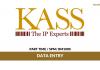 Kass International ~ Data Entry