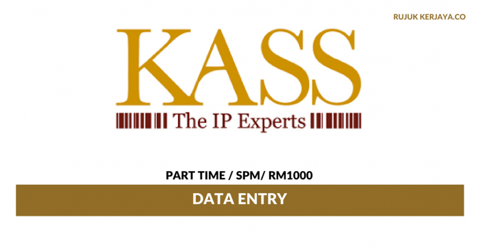 Kass International ~ Data Entry