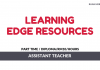 Learning Edge Resources ~ Assistant Teacher