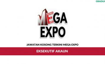 Permohonan Jawatan Kosong Mega Expo