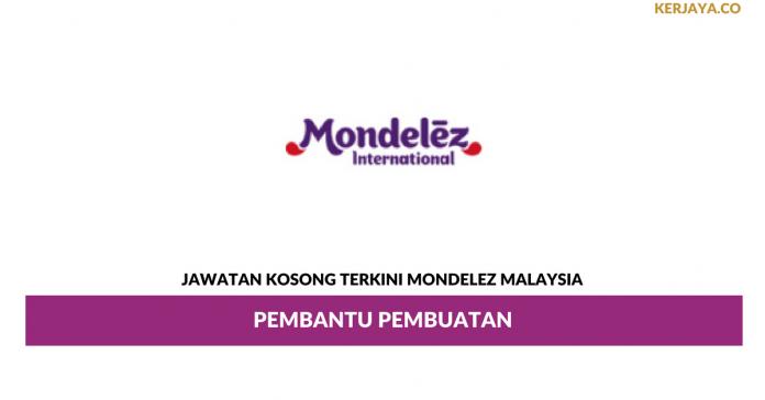 Permohonan Jawatan Kosong Mondelez Malaysia