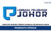 Pembantu Operasi Lembaga Pelabuhan Johor