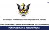 Permohonan Jawatan Kosong Perkhidmatan Awam (Sarawak) ~ Pentadbiran & Pengurusan di Buka