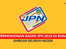 Permohonan Jawatan Penolong Pegawai Pendaftaran KP29 JPN Seluruh Negara di Buka