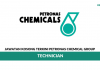 Petronas Chemical Group ~ Technician