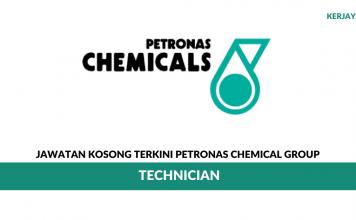 Petronas Chemical Group ~ Technician