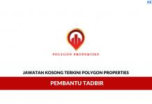 Permohonan Jawatan Kosong Polygon Properties