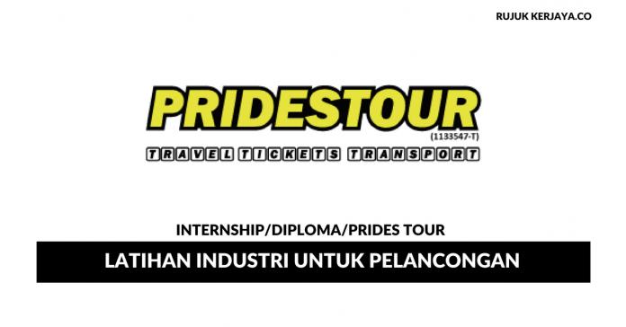 Latihan Industri Untuk Pelancongan Prides Tour