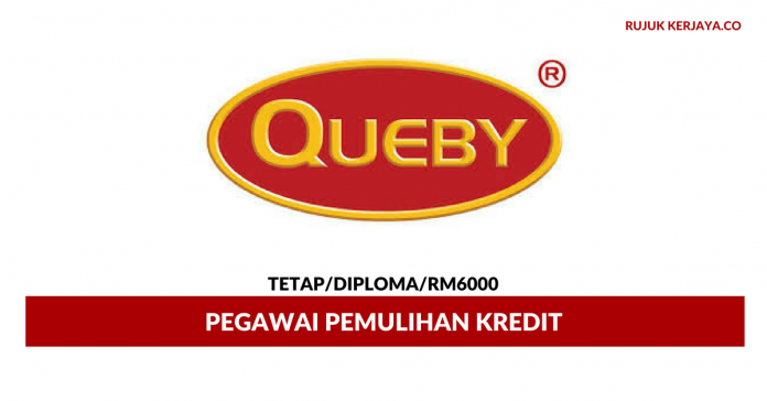 Pegawai Pemulihan Kredit Queby Recovery Management ~ Gaji RM 3000++