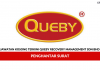Permohonan Jawatan Kosong Queby Recovery Management