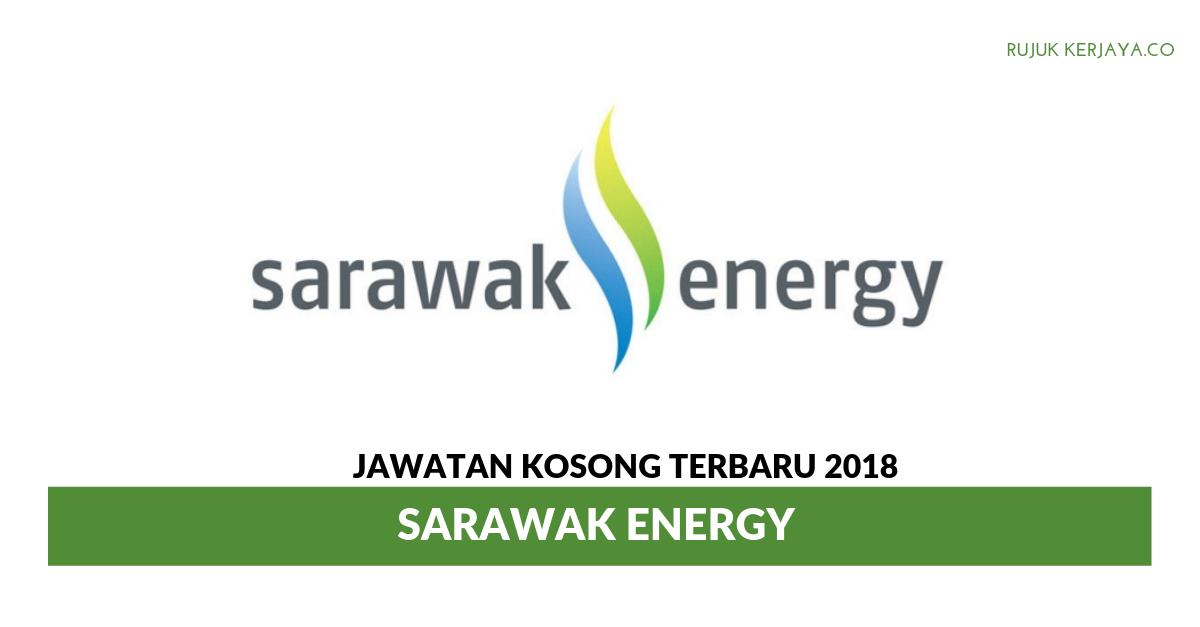 Sarawak Energy Kerja Kosong Kerajaan