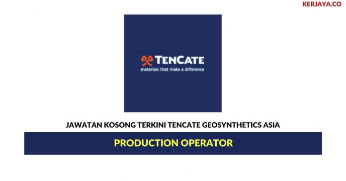 Permohonan Jawatan Kosong TenCate Geosynthetics Asia