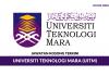 Permohonan Jawatan Kosong Universiti Teknologi MARA (UiTM) di Buka