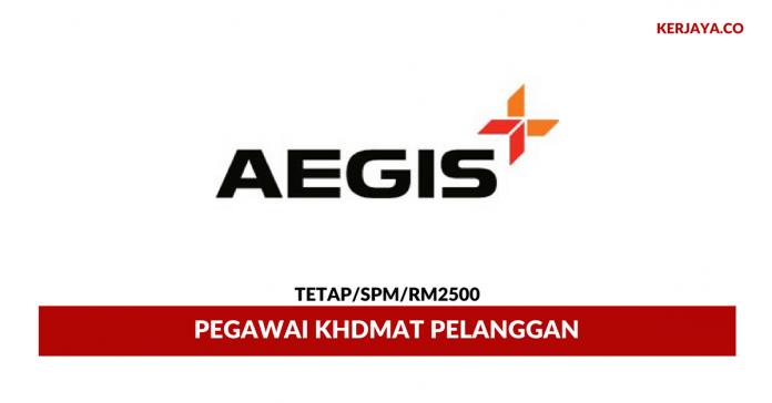 Pegawai Khidmat Pelanggan Aegis BPO Malaysia