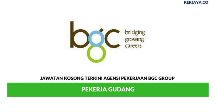 Permohonan Jawatan Kosong Agensi Pekerjaan BGC Group