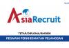 Agensi Perkejaan Asia Recruit ~ Pegawai Perkhidmatan Pelanggan
