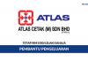 Pembantu Pengeluaran Atlas Cetak ~ Gaji RM1500/Lelaki Sahaja