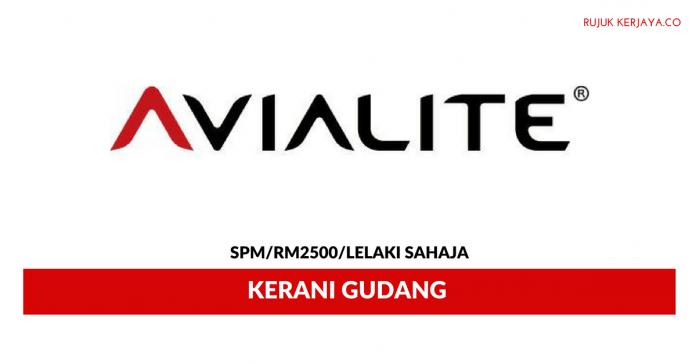 Avialite ~ Kerani Gudang
