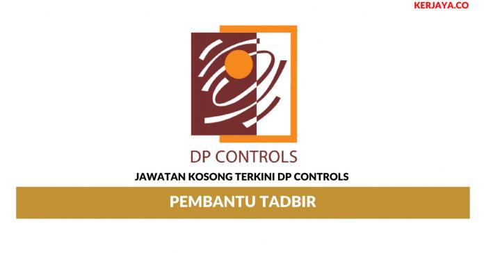 Permohonan Jawatan Kosong DP Controls