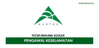 Ecolex ~ Pengawal Keselamatan