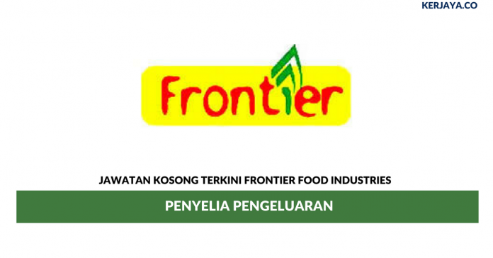 Permohonan Jawatan Kosong Frontier Food Industries