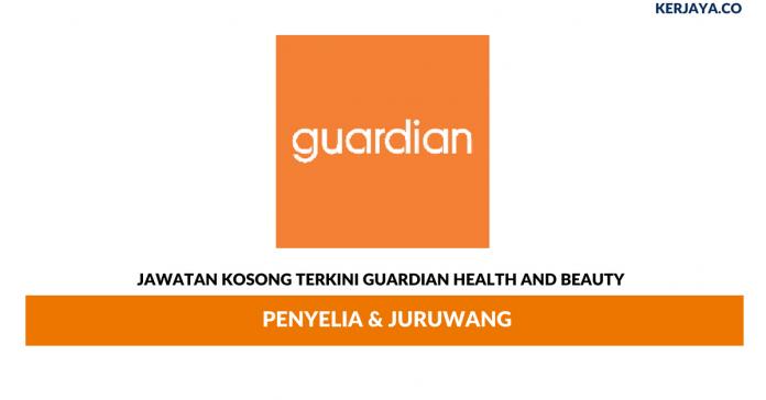 Permohonan Jawatan Kosong Guardian Health And Beauty