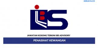 Permohonan Jawatan Kosong IBS Advisory
