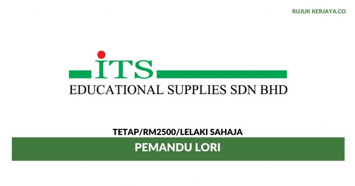 Pemandu Lori ITS Educational Supplies