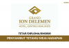 Penyambut Tetamu Ion Delemen Hospitality