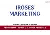 Pembantu Tadbir & Sumber Manusia Iroses Marketing