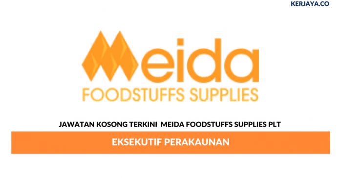 Permohonan Jawatan Kosong Meida Foodstuffs Supplies Plt